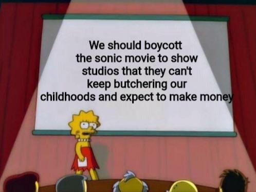 We definitely should - meme