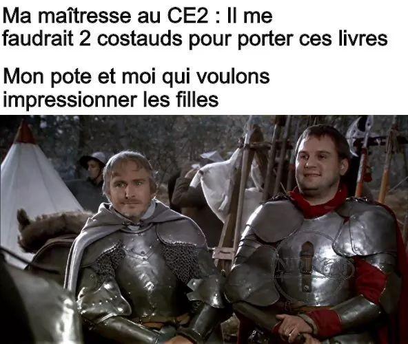 Les BG - meme