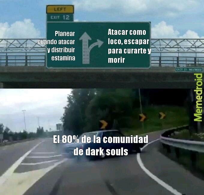 Darksouls - meme