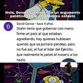 Que bueno que mataron a los N4zIz- EL MARICON DE IZQUIERDA