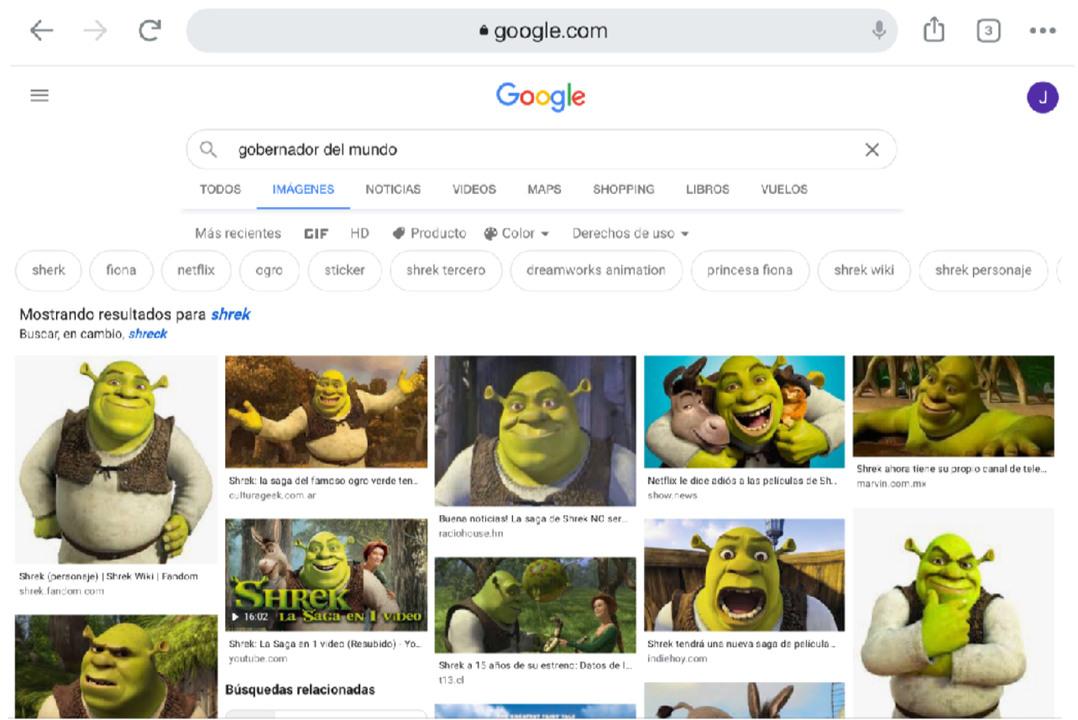 Si google lo dice es porque es real - meme