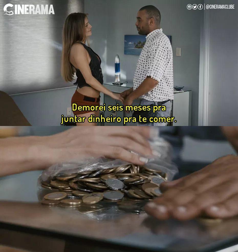 """Foi um dinheiro bem gasto. Já que não existe a opção """"não pagar por sexo"""" é melhor gastar o seu suado dinheiro com uma prostituta do que com uma modernete. - meme"""