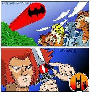 Batman troll - meme