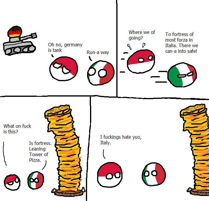 Italy - meme