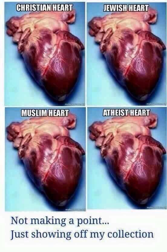 got a lot of heart - meme