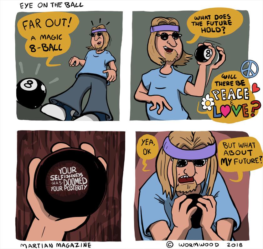 dongs in an eightball - meme
