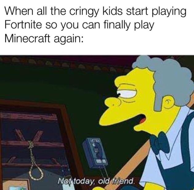 Finally - meme