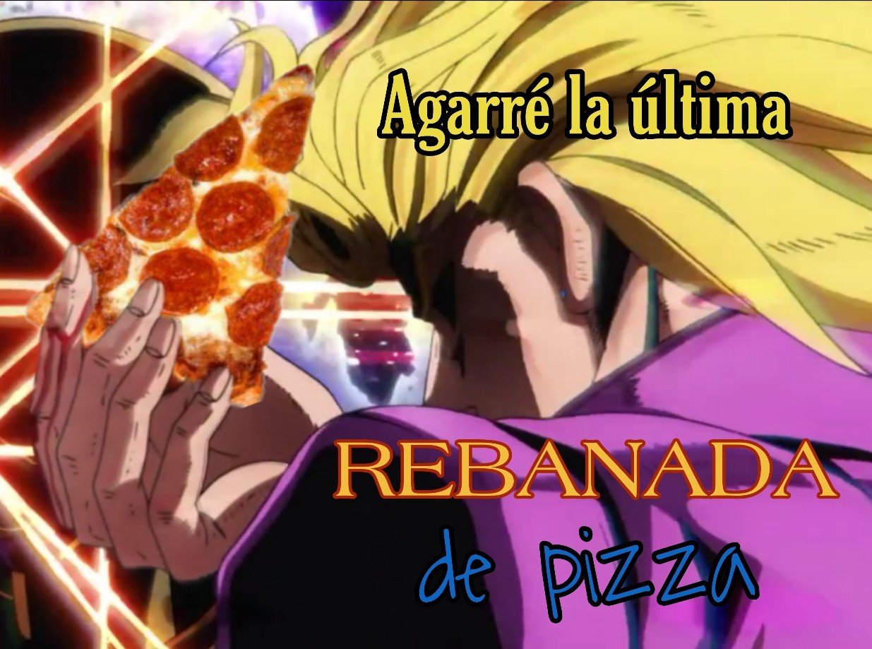 Pizza - meme