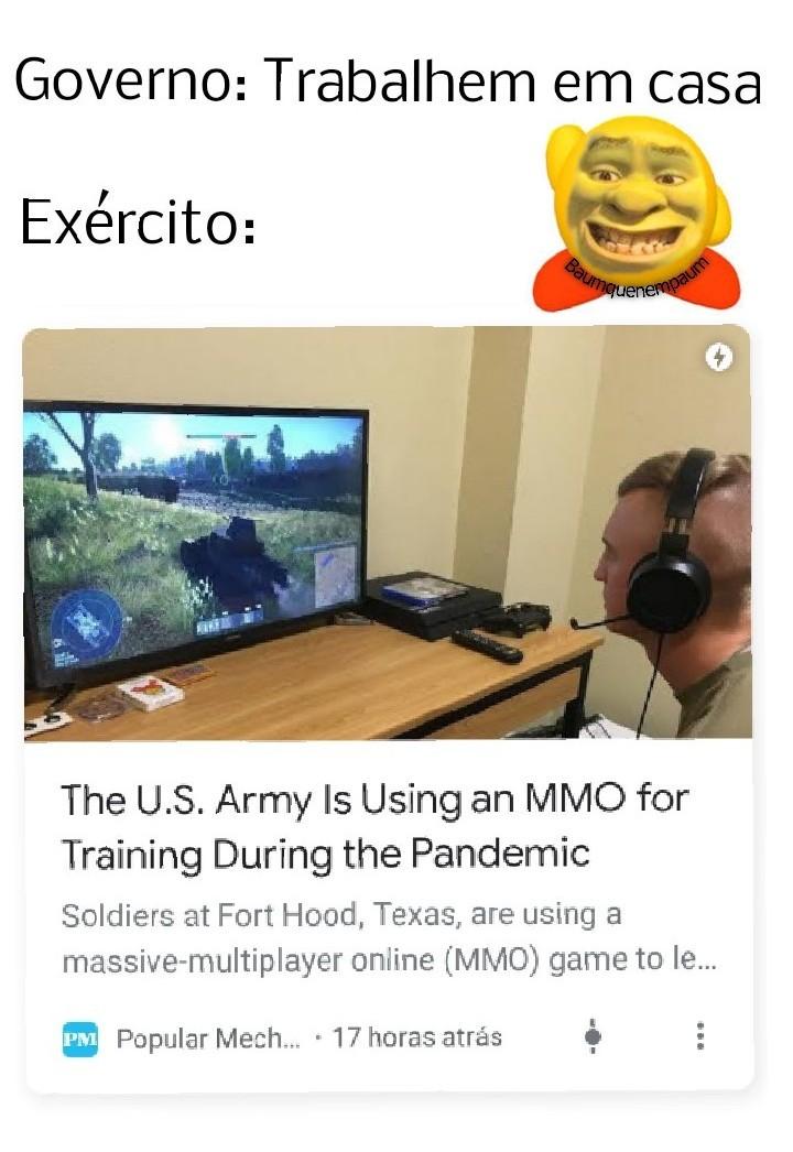 M16 MGMC - meme