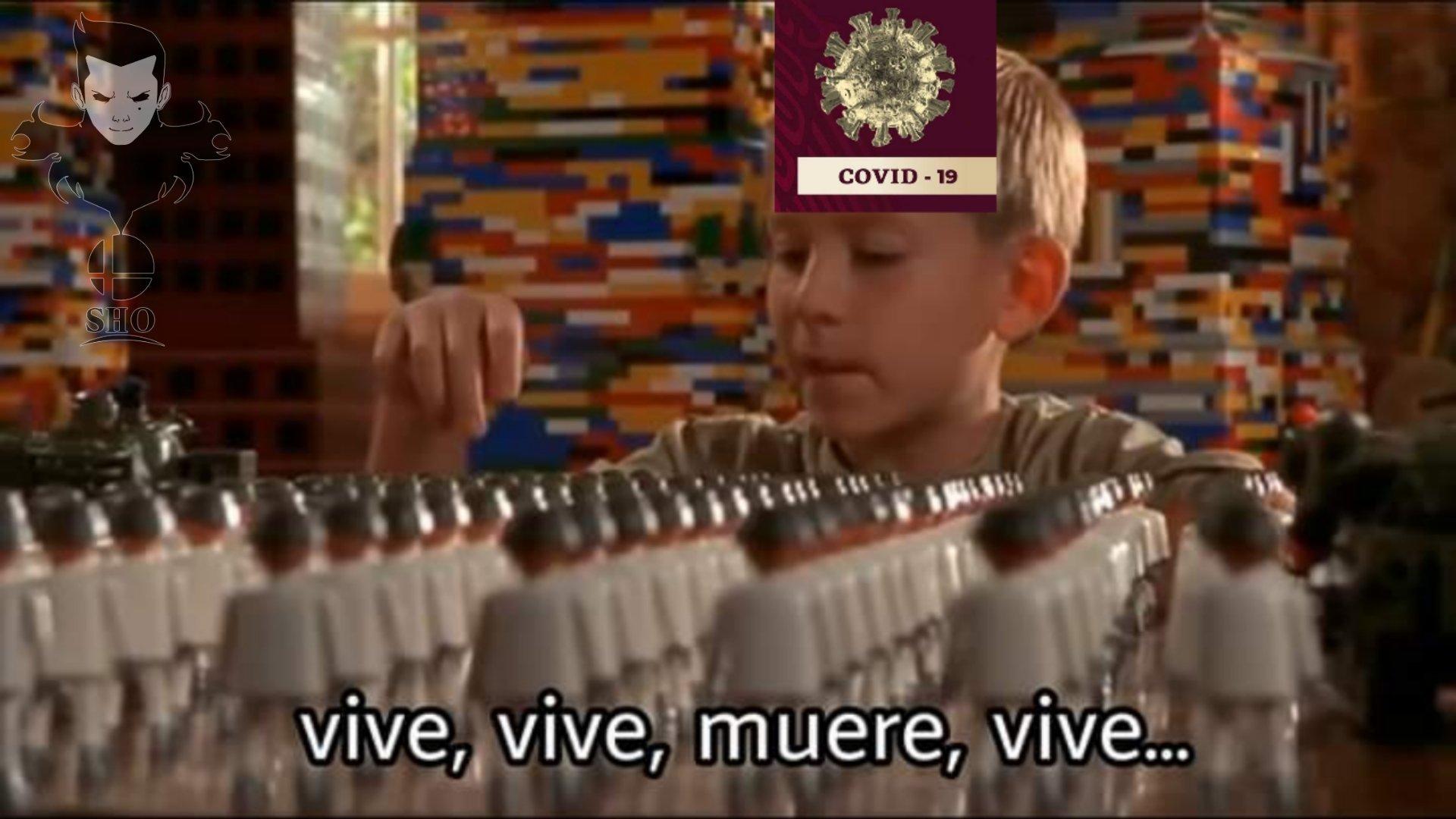 Ya basta Covid 19!!! - meme