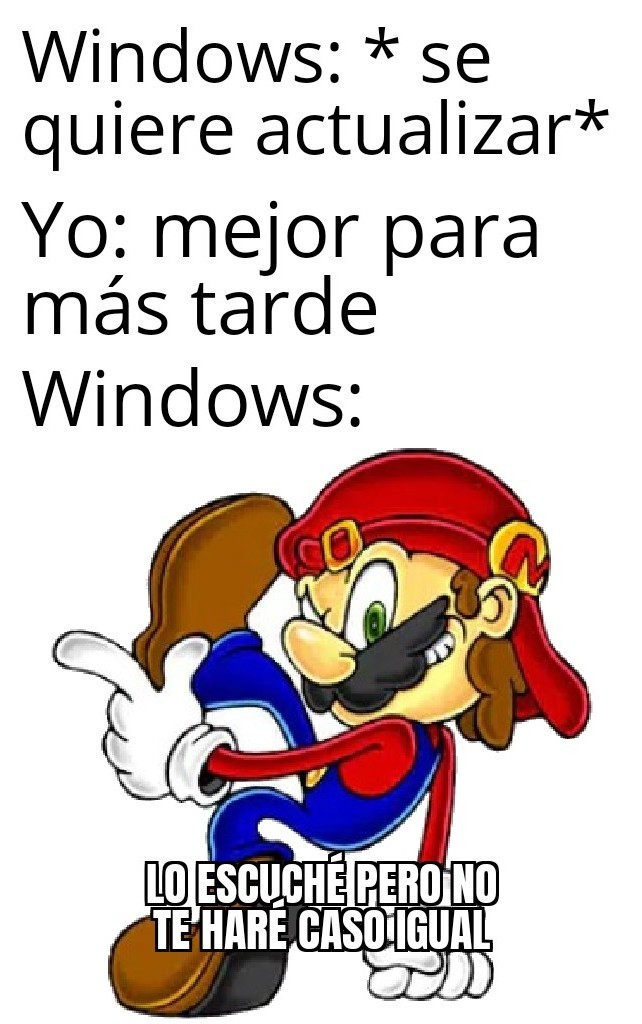 Windows - meme