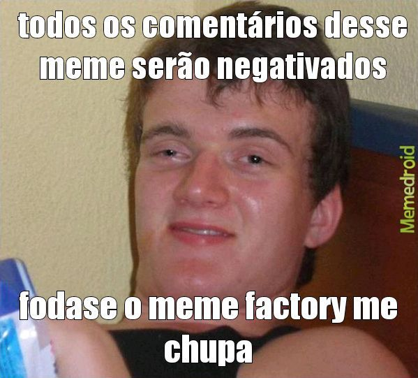 eta vida bosta - meme