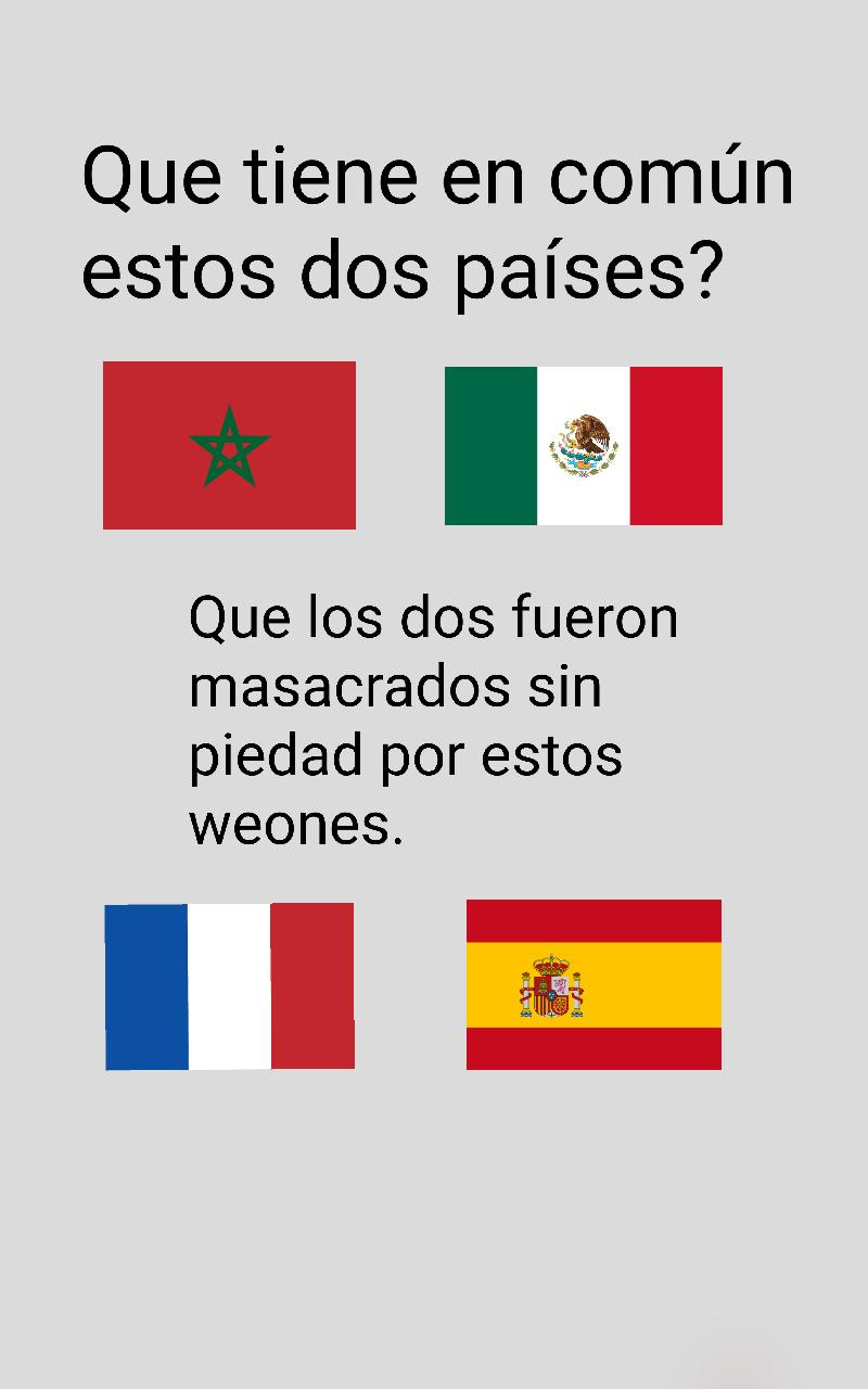 Todos se quejan de los españoles son lo peor, pero nadie se fijó en Marruecos - meme