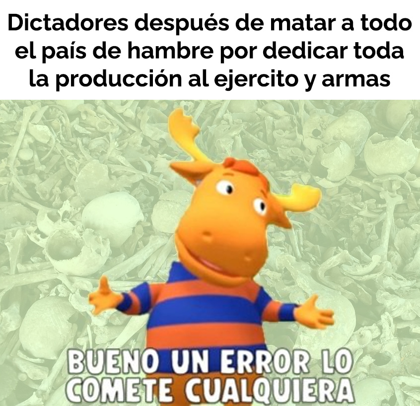 eSO nO ErA cOmuNisMO rEAl - meme