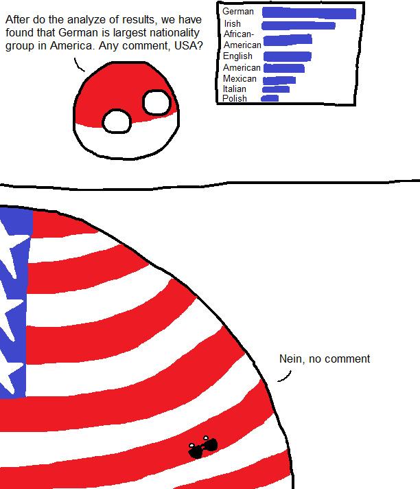 3rd comment is German spy - meme