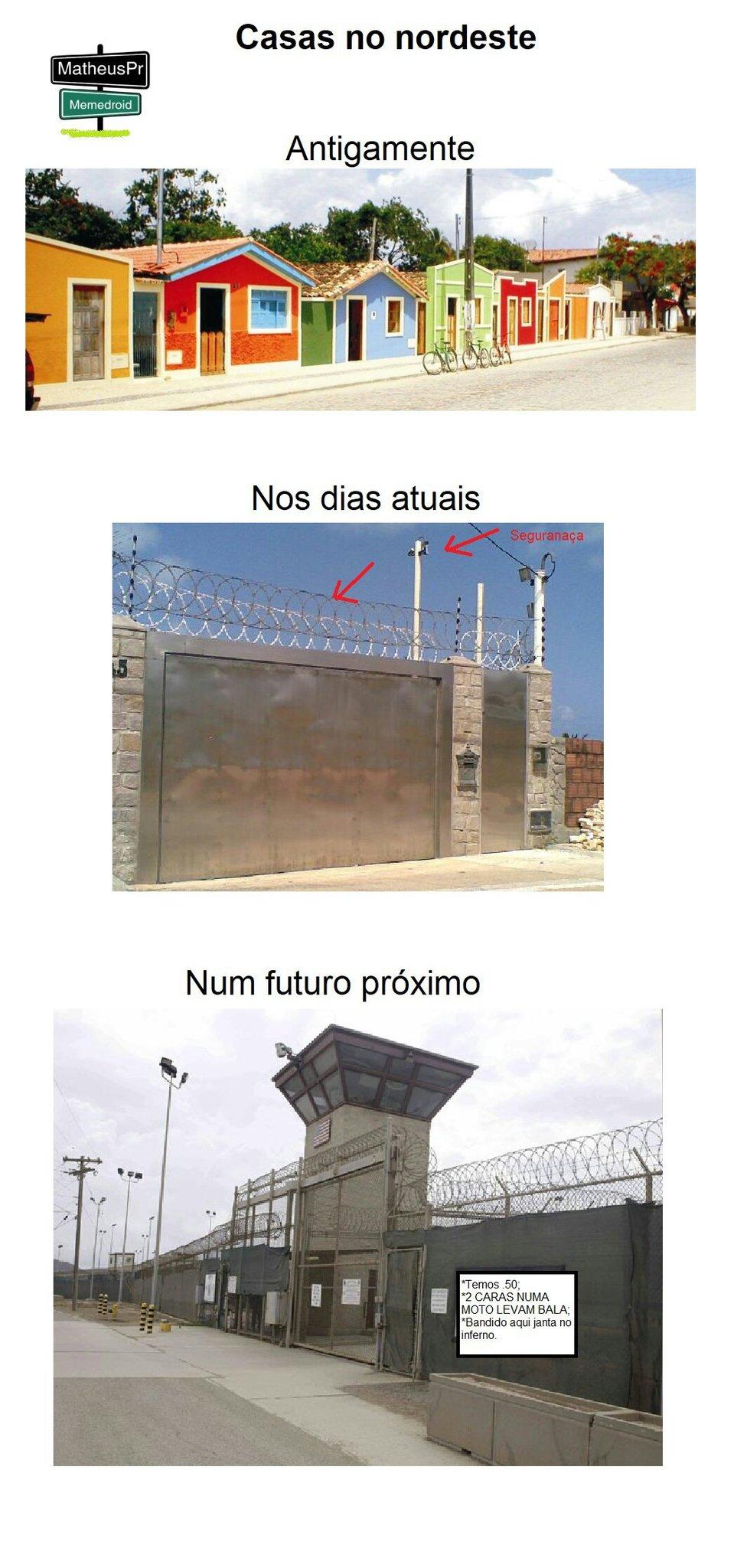 (In)segurança - meme