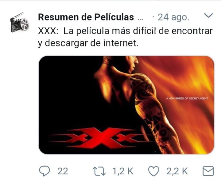 XXX - meme