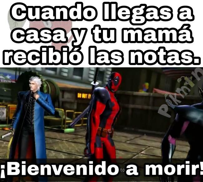 Deadpool. - meme