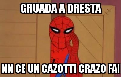 Crazo gruadi cojonotti - meme