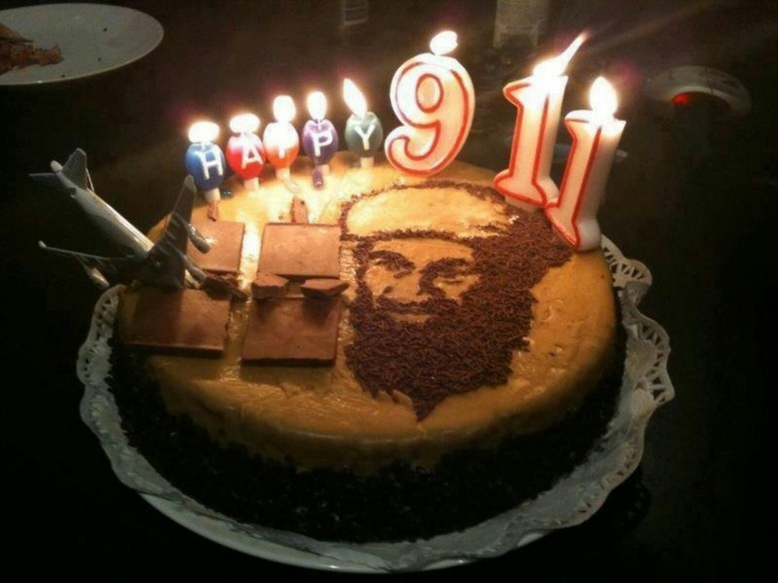 Feliz cumpleaños - meme