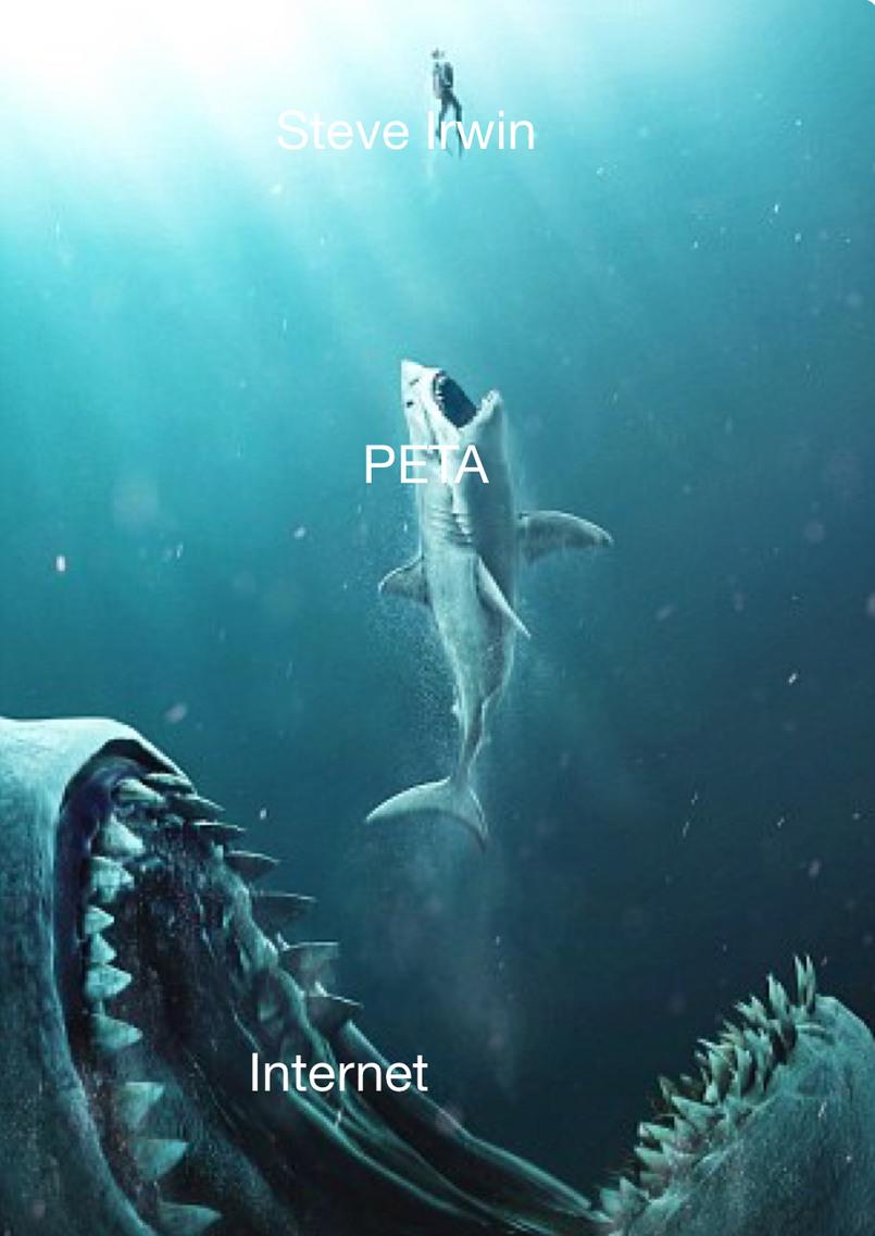 F*ck u peta - meme