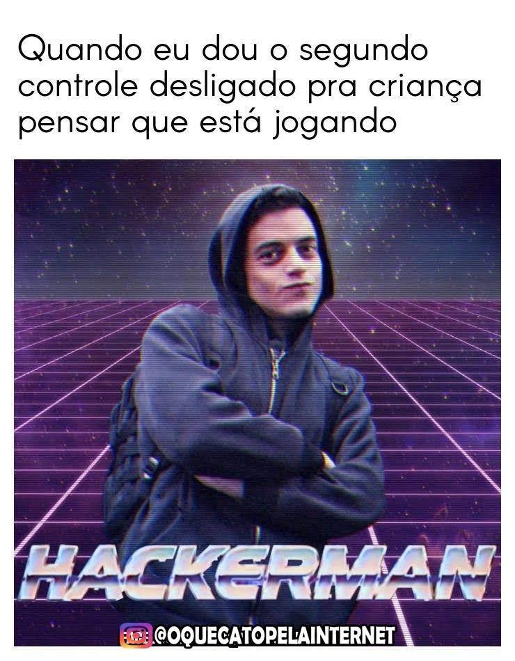 Hacker - meme