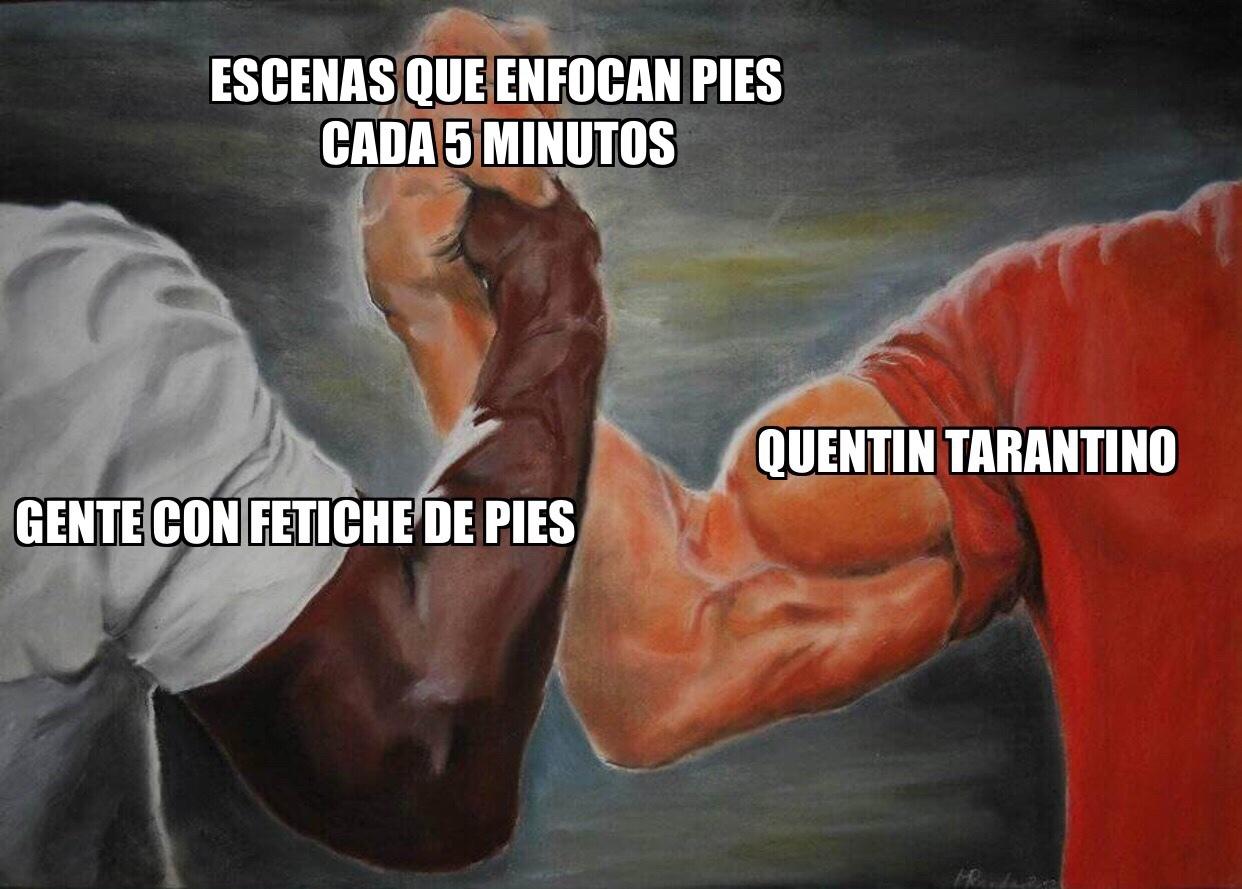 Quentin y su Fetiche - meme