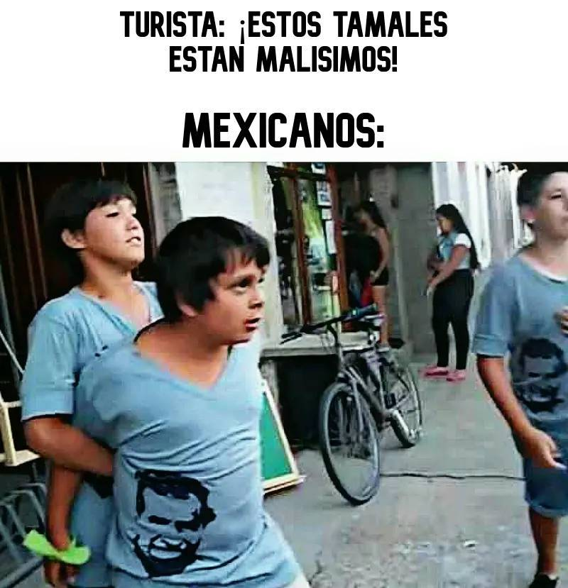 México - meme