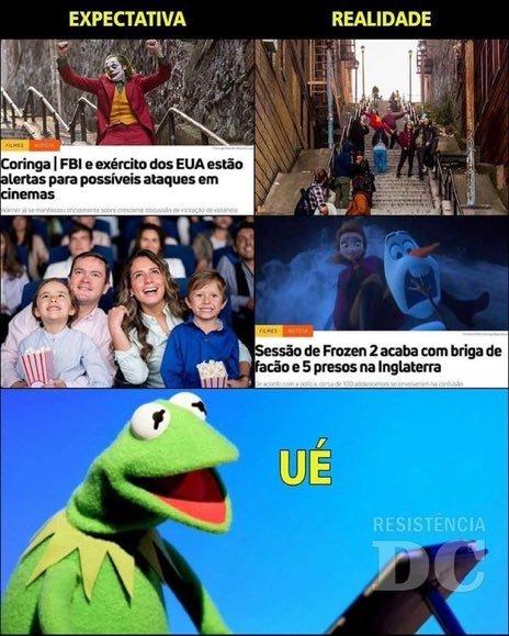 Frozen gostosa - meme