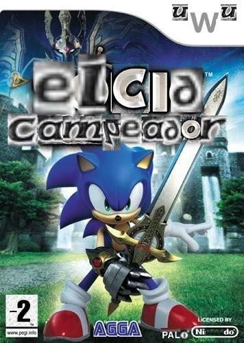 El Sonic campeador - meme
