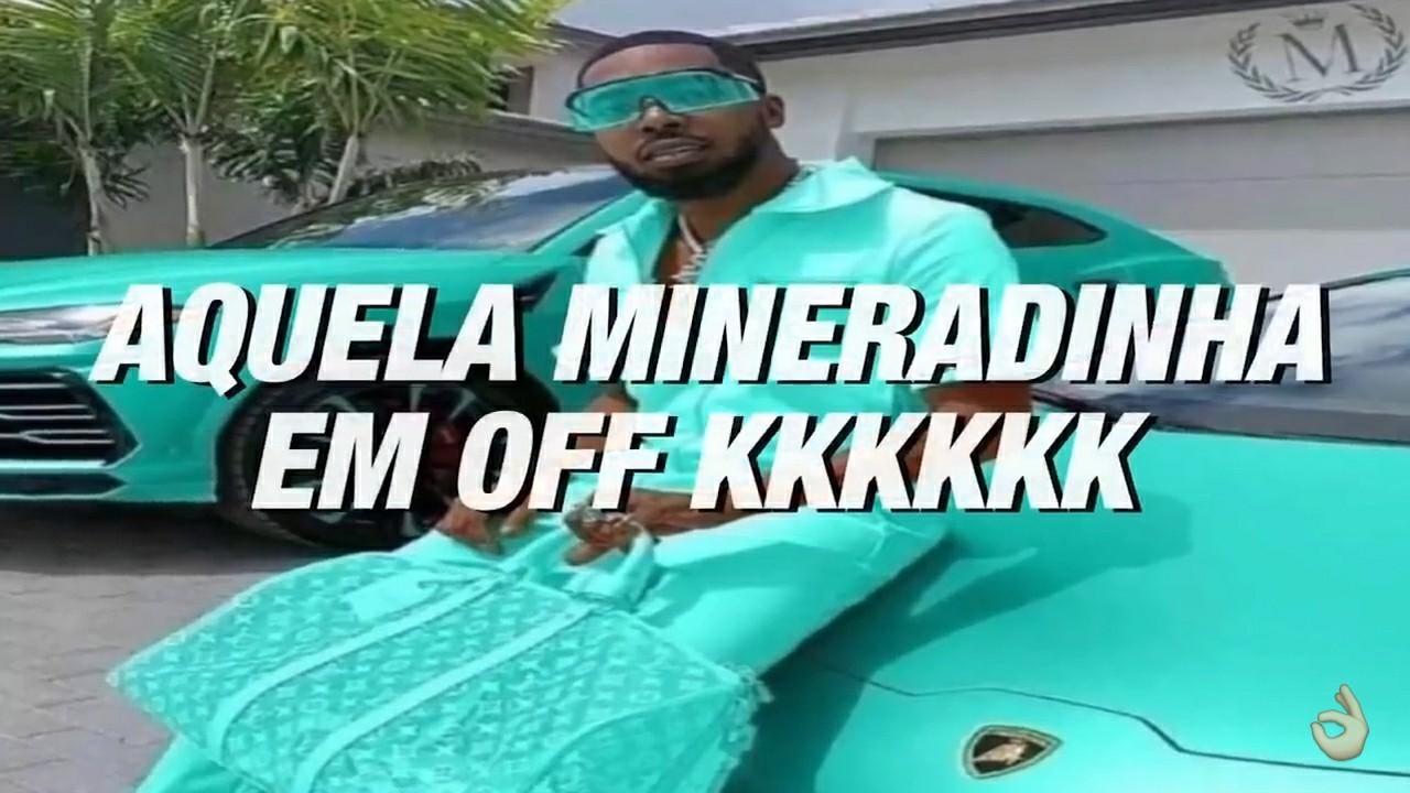 Minerada básica - meme