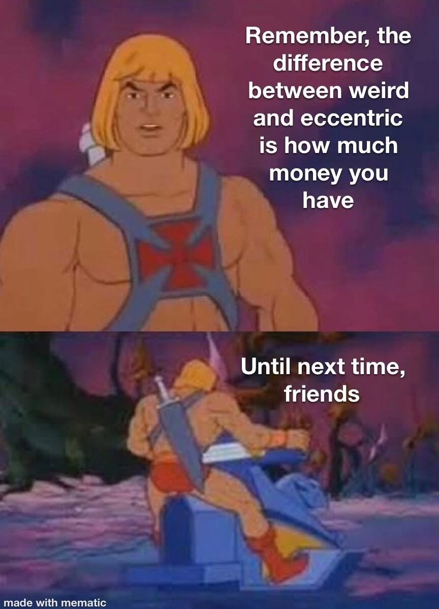 Remember This, Friends - meme