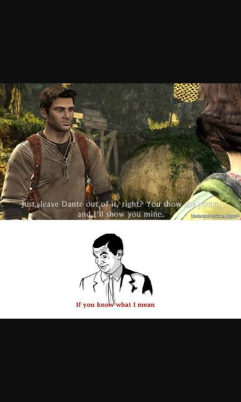 Uncharted memedroid