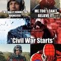 Spiderman Antman