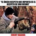 ese rocky :v