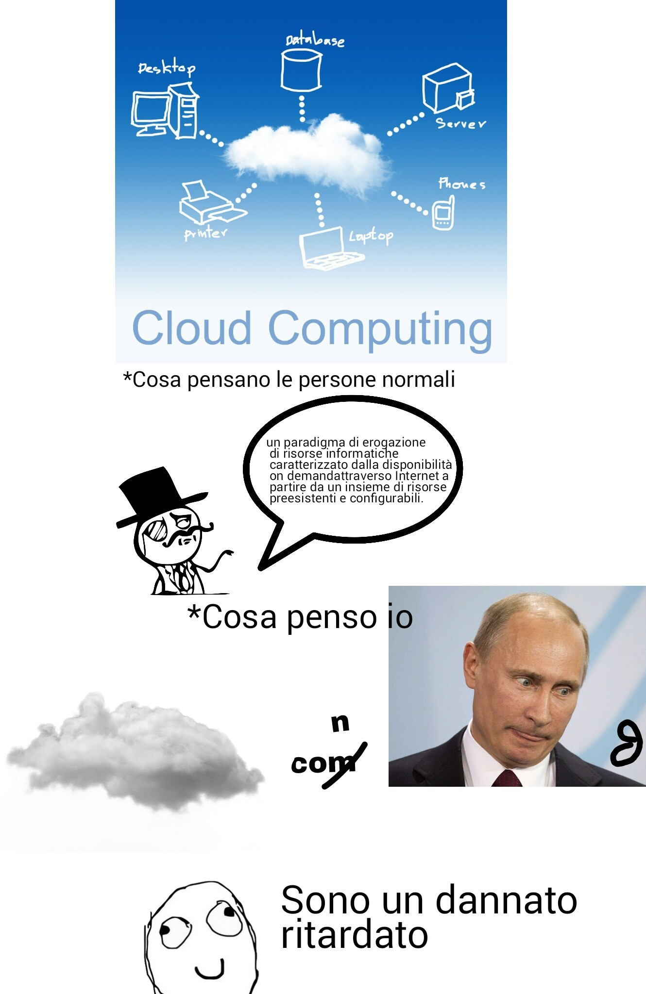 Cloudcomputing - meme