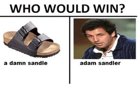 Who win? - meme