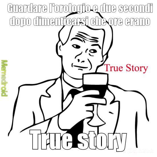Successo molte volte - meme