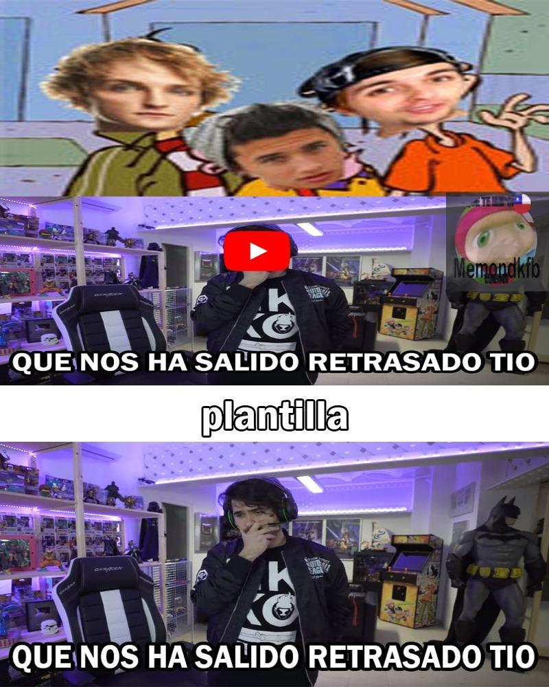 plantilla nueva :3 - meme