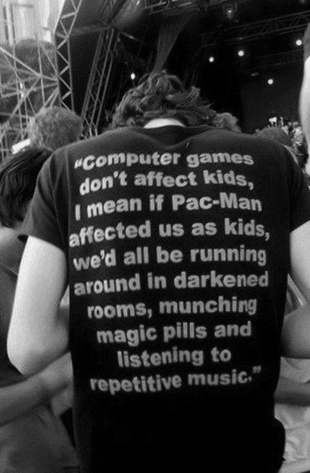 Pac-man - meme