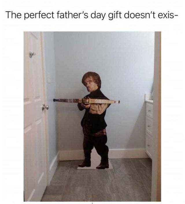 The perfect father's day gift - meme