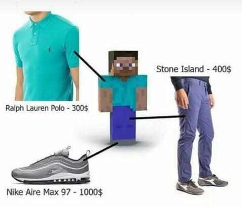 Outfit (versión españa) - meme
