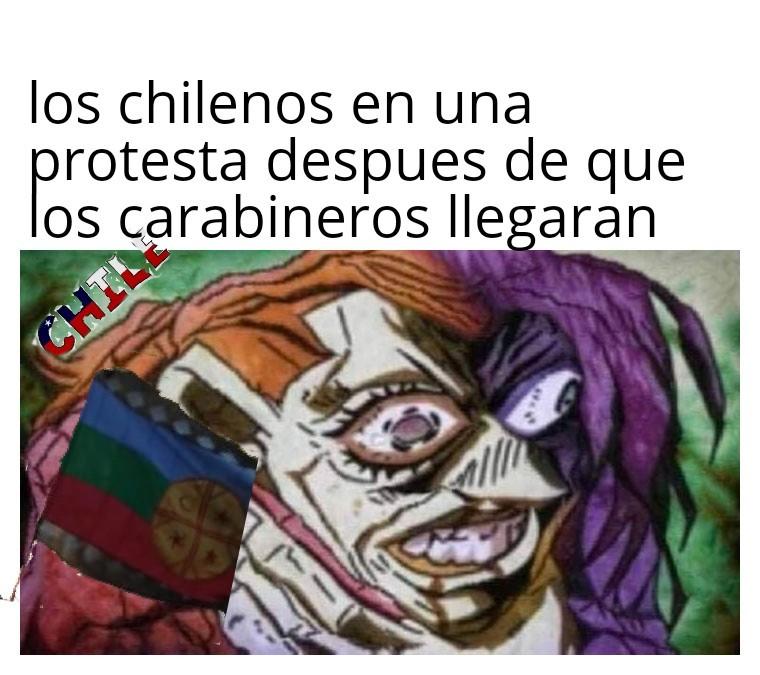 Los pacos - meme