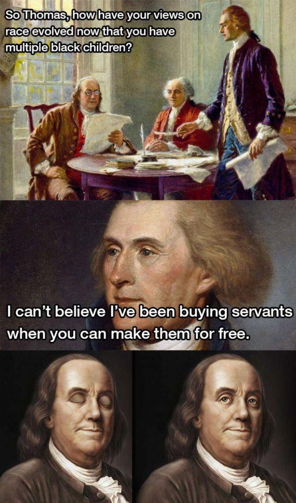 dongs in a servant - meme