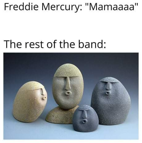 What's your favorite queen song? - meme