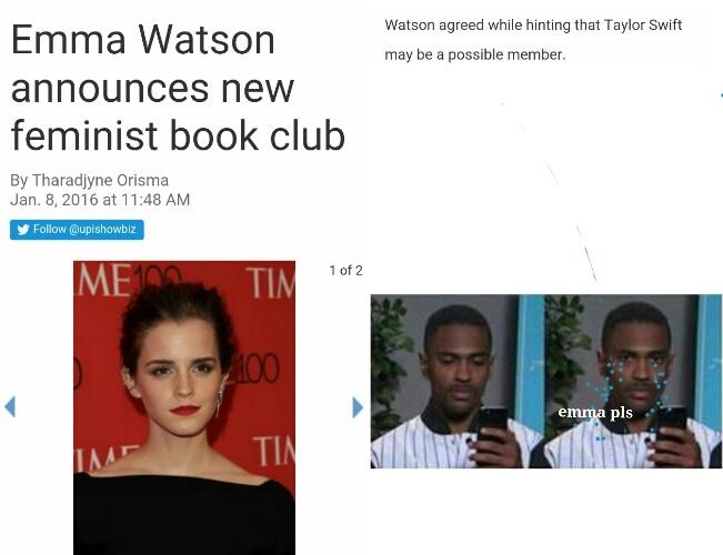 She's a feminist now. - meme
