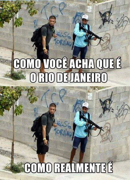 Rio - meme