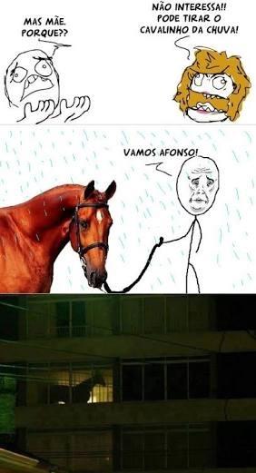 tadinho do Afonso ;-; - meme