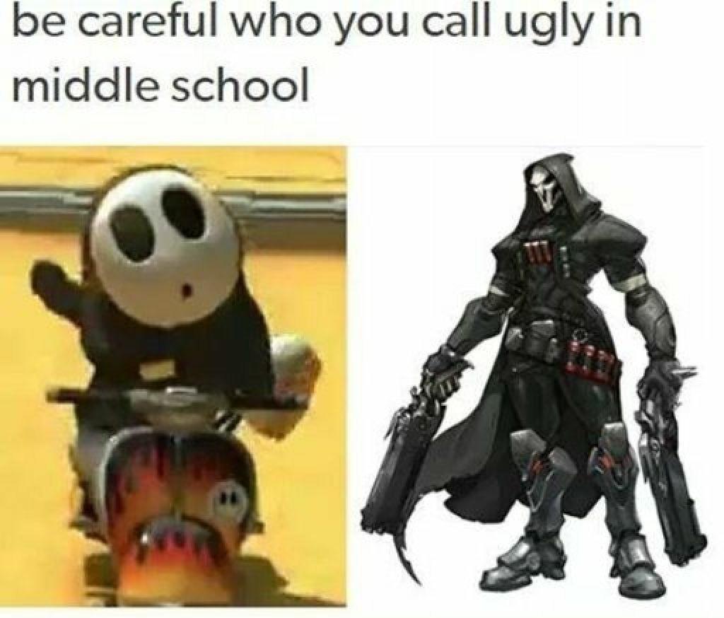 I actually love 'em both - meme