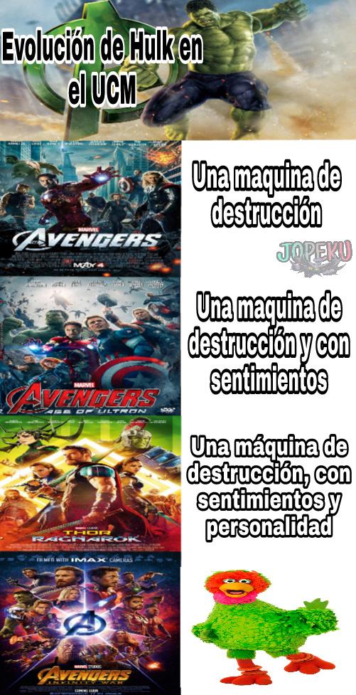 Este Hulk - meme